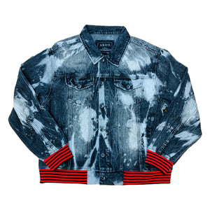 AKOO Denim Jacket 791-7401 Madison