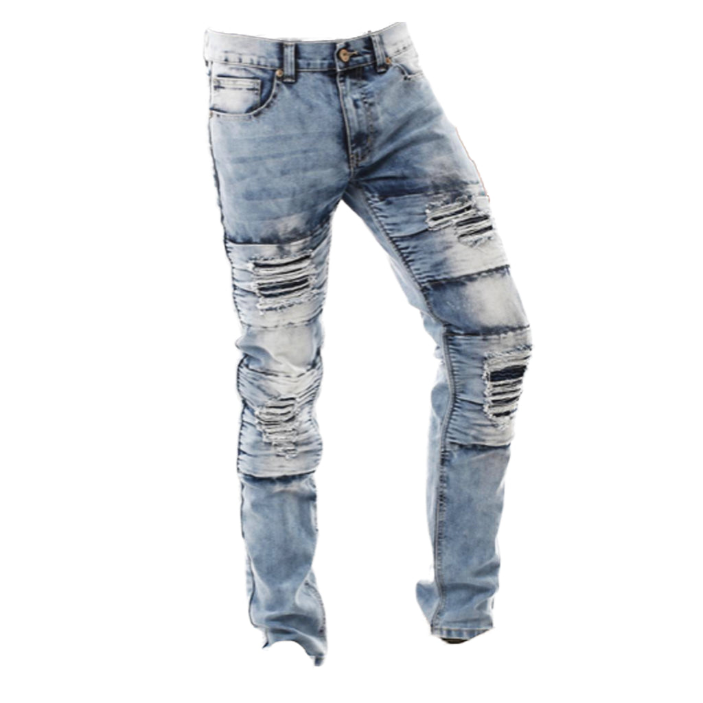 Bleecker & Mercer Denim Jeans P914 Light Blue