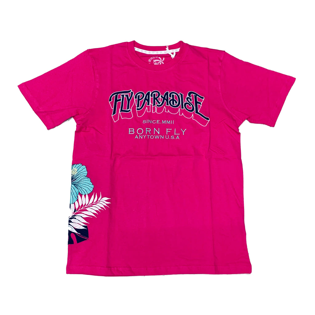 Born Fly S/S Tee 1904T3318 Pink