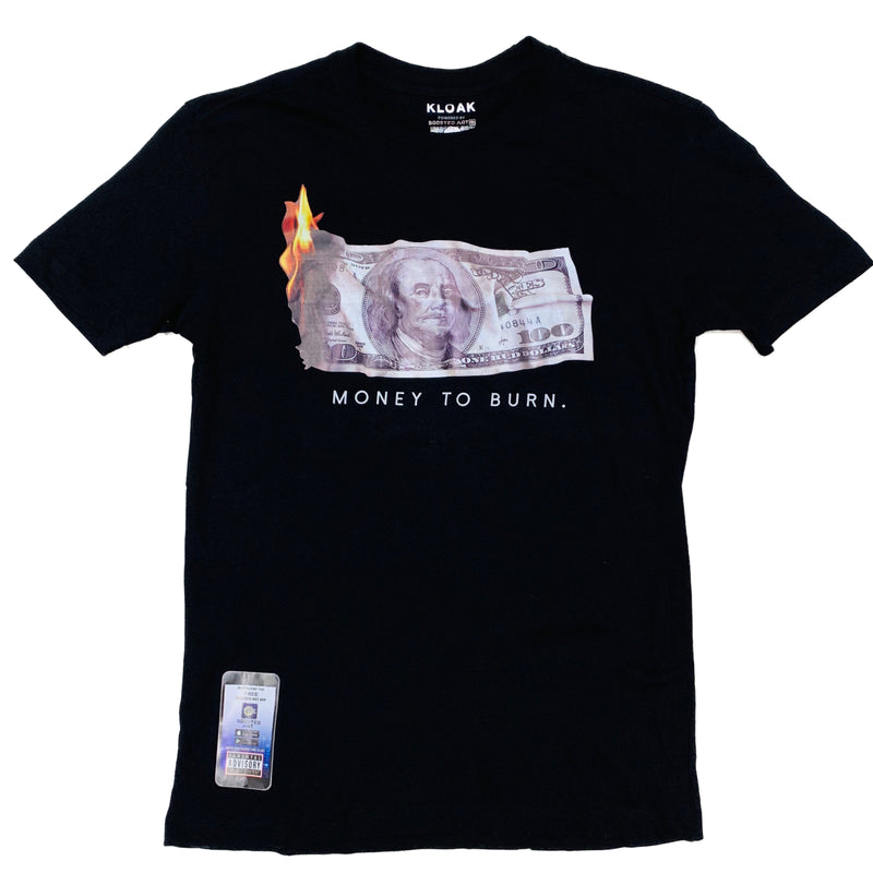 KLOAK S/S Tee LOKT004 Black