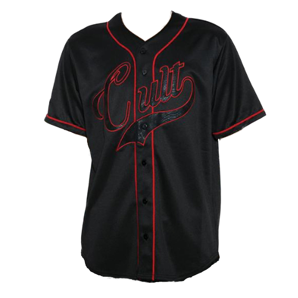 Cult of Individuality Baseball Jersey Black