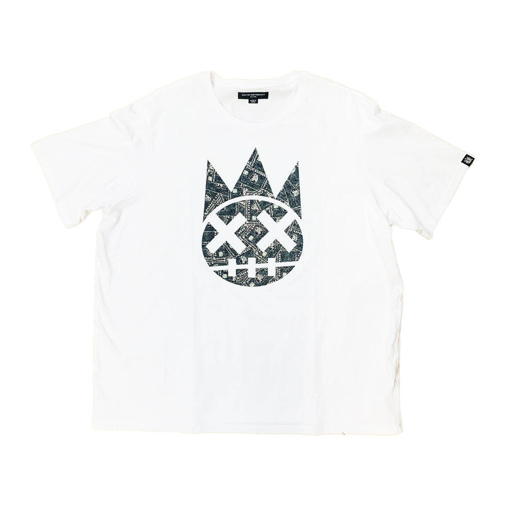 Cult of Individuality S/S Tee 69A2-K51A White