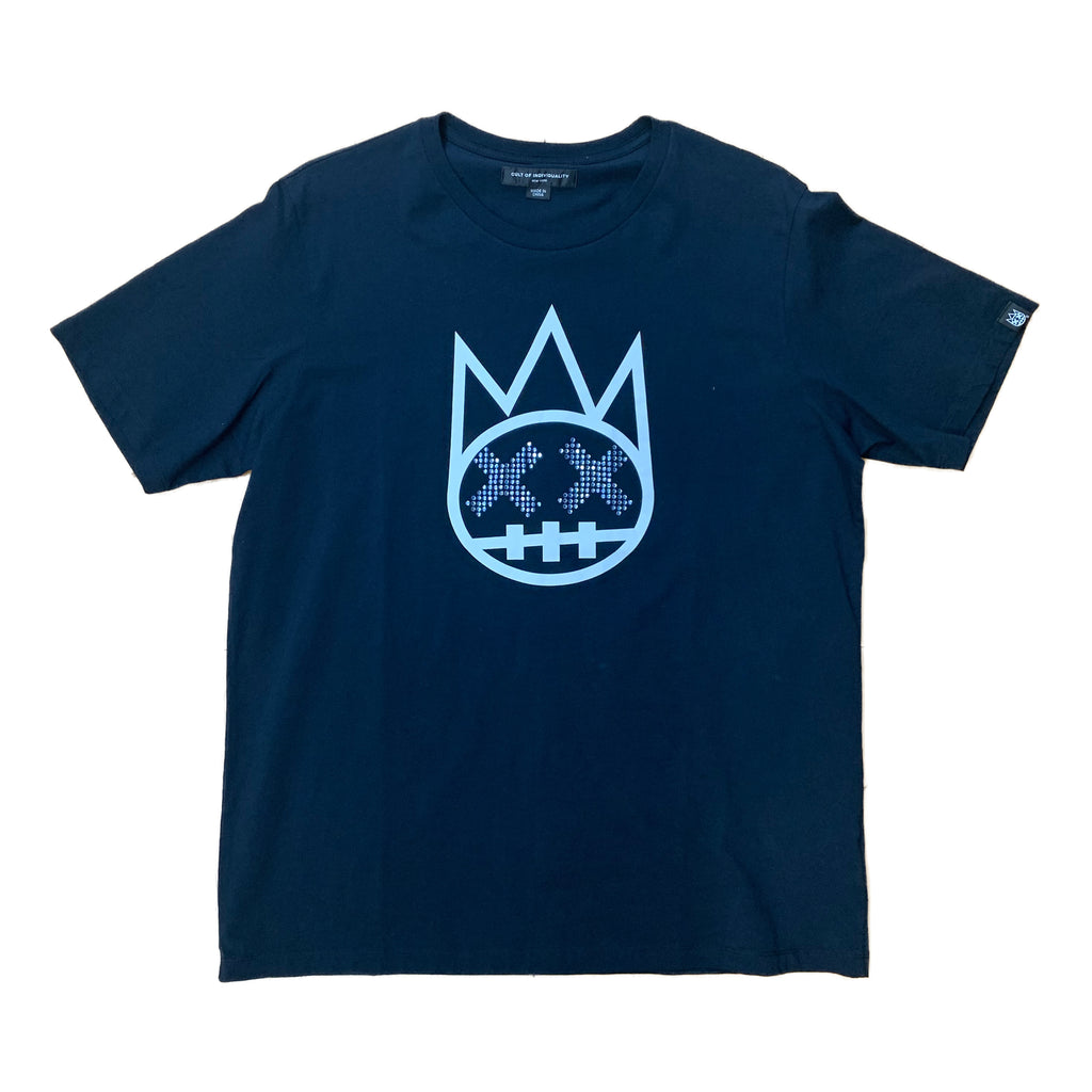 Cult of Individuality S/S Tee 69B7-K07B Navy