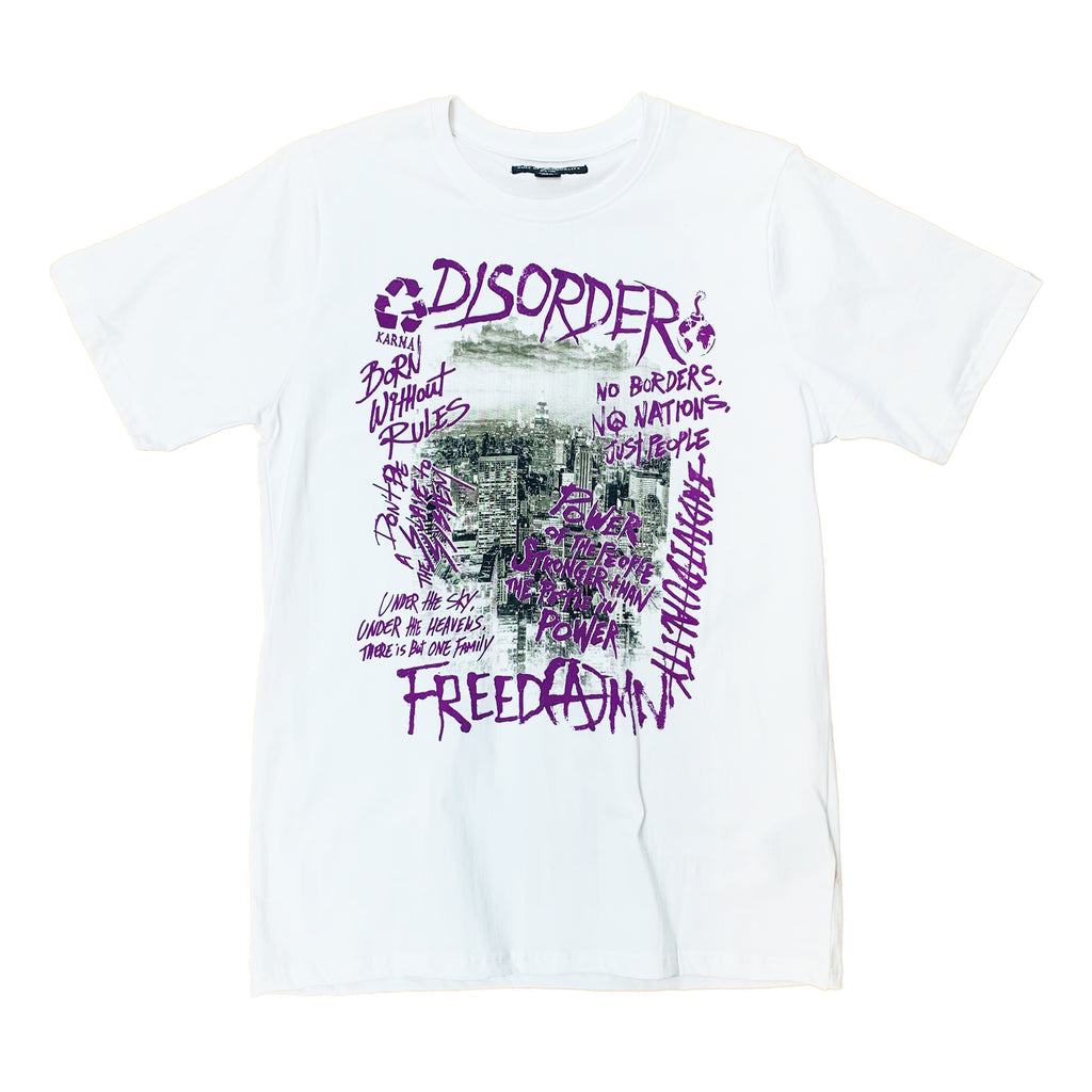 Cult of Individuality S/S Tee 69B7-K15A White