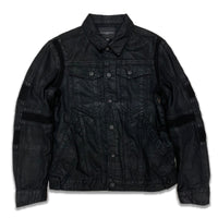 Cult Of Individuality Moto Type 2 Jacket 68B11-TM34A Black