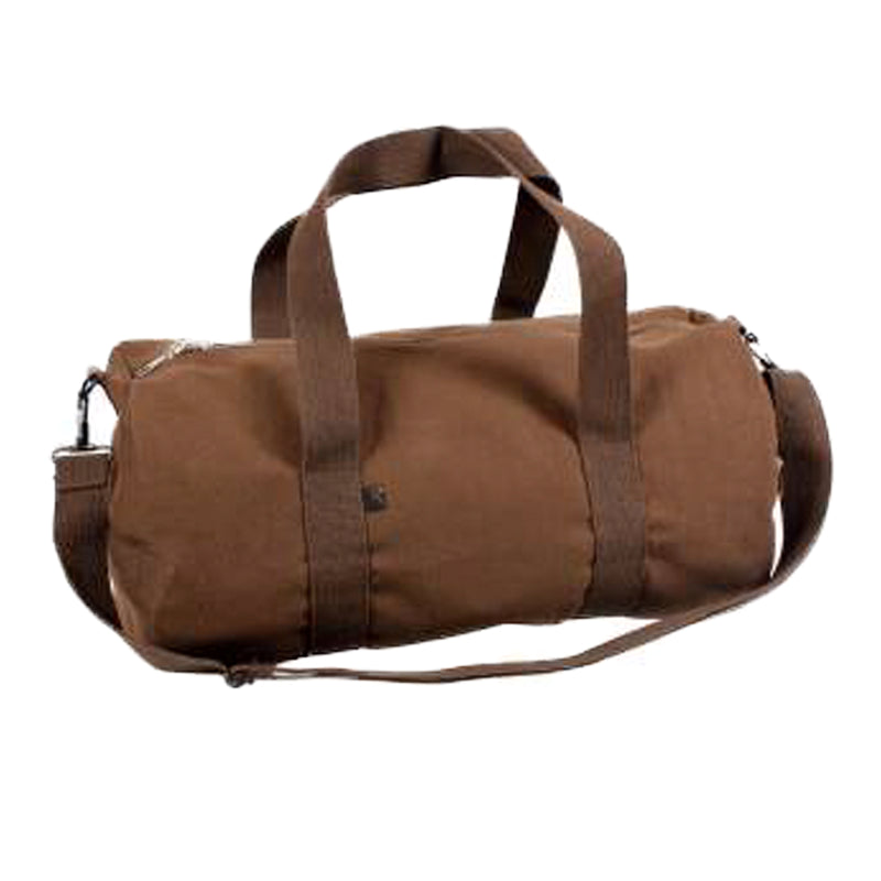 Rothco Canvas Shoulder Duffle Bag - Coyote Brown