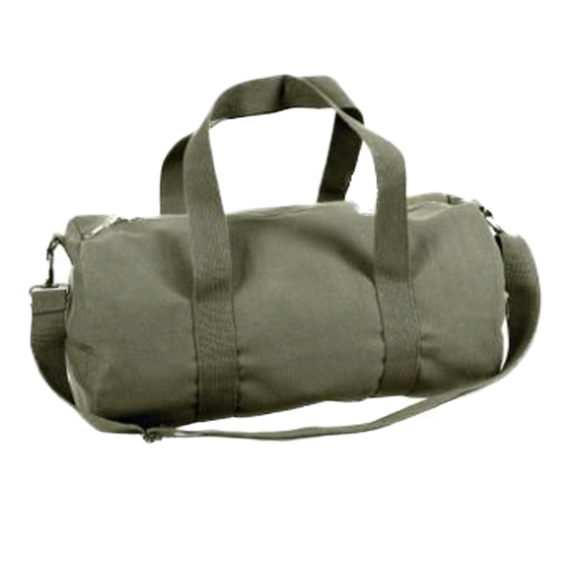 Rothco Canvas Shoulder Duffle Bag - Olive