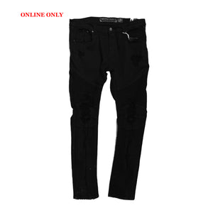 Heritage By America Denim Jeans HA-WB-602 Black