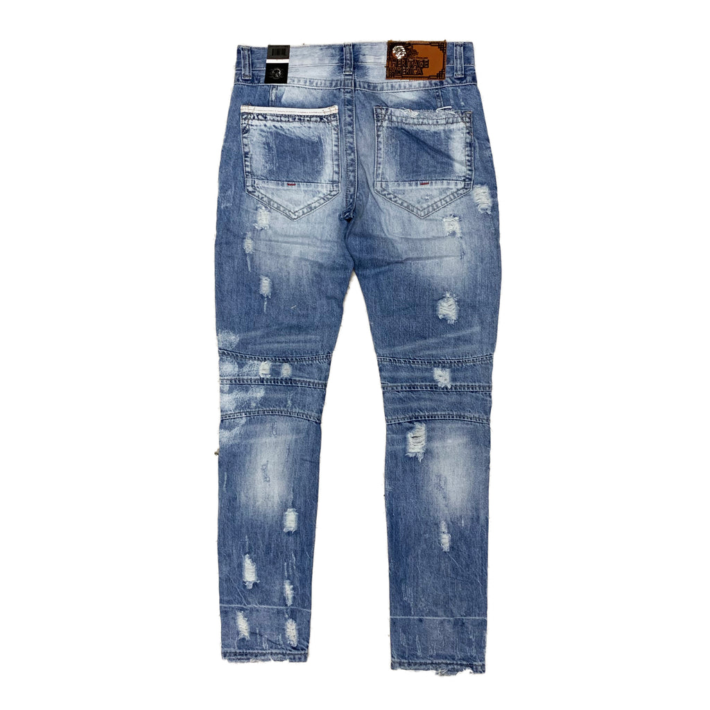 Heritage By America Denim Jeans HA-WB-742