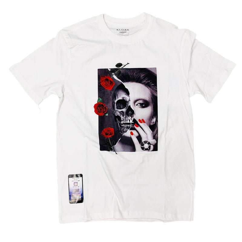 KLOAK S/S Tee LOKT007 White