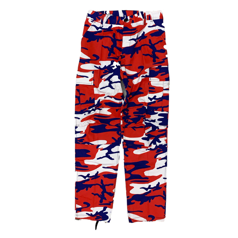 Rothco BDU Pants 1835 Red White Blue Camo