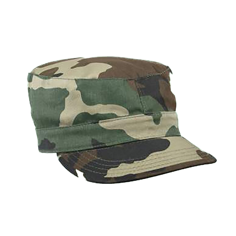 Rothco Fatigue Cap 4510 Woodland Camo