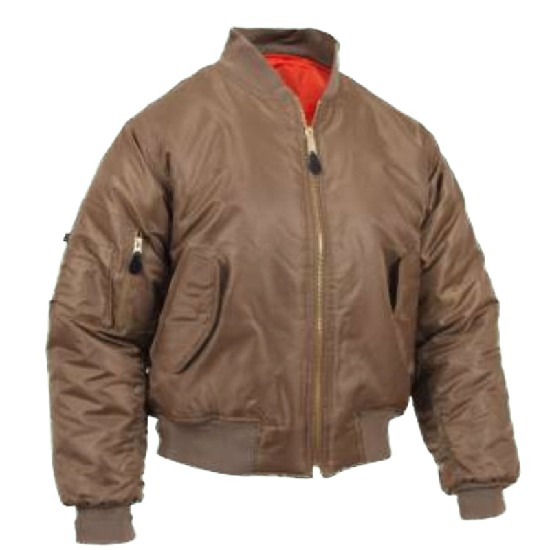 Rothco MA-1 Flight Jacket 7544 Coyote Brown