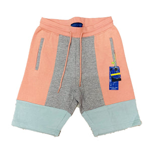 Smoke Rise Sweatshorts JS9250 Orange