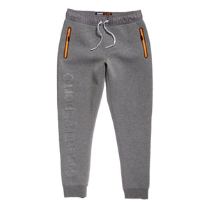 "Superdry Sport Sweatpants ""Heather Grey"""