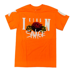 3 Forty S/S T-Shirt King Orange