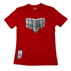 KLOAK S/S Tee LOKT002 Red