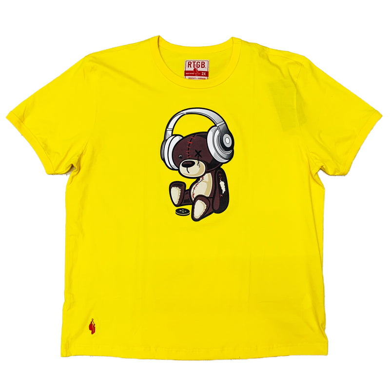 RTGB DJ Teddy Grind HST193 Yellow