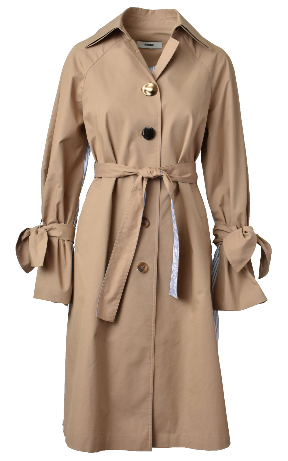 Front/Back Trench Coat