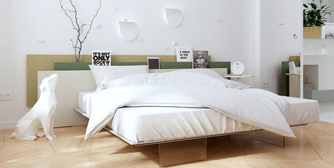 Minimalist Bedrooms To Help You Embrace Simple Comforts
