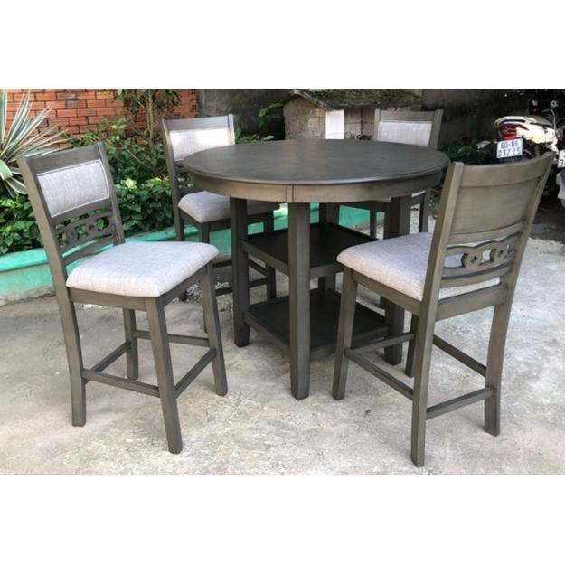 CALLY DINING SET 5 PIECE