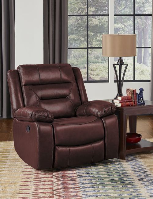 Glove Chestnut  Recliner