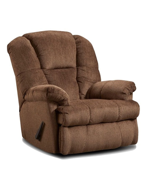 Hillel Chocolate Recliner