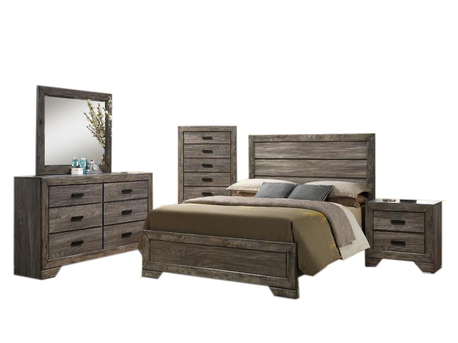 NATHAN BEDROOM SET