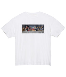 「the LAST DEVOUR」Printing Tee [White] - No.14