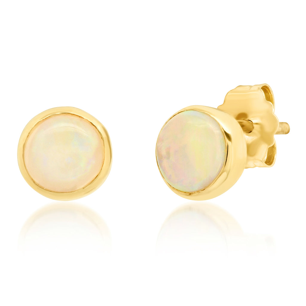 Orion Opal Studs - Rosedale Jewelry
