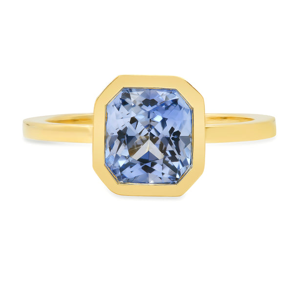 Serena Sapphire Ring - Rosedale Jewelry