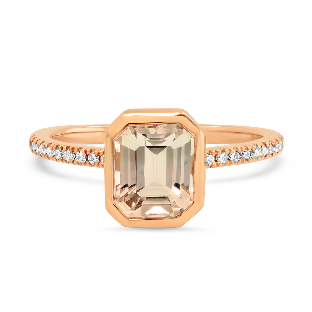 Stella Tourmaline Ring - Rosedale Jewelry