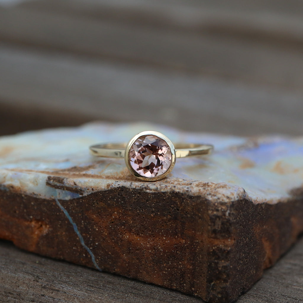 Fiona Tourmaline Ring - Rosedale Jewelry
