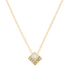 Diamond Chevron Necklace - Rosedale Jewelry