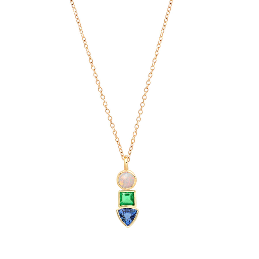 Multi Cadence Necklace - Rosedale Jewelry