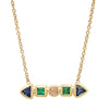 Multi Sequence Necklace - Rosedale Jewelry