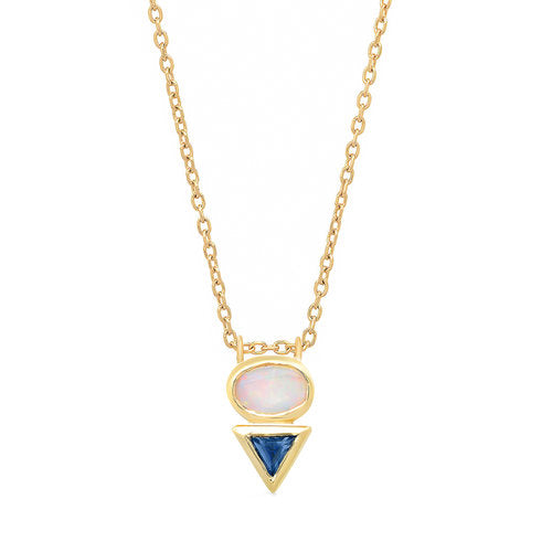 Eos II Necklace - rosedale-jewelry
