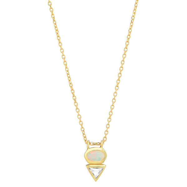 Eos III Necklace - Rosedale Jewelry