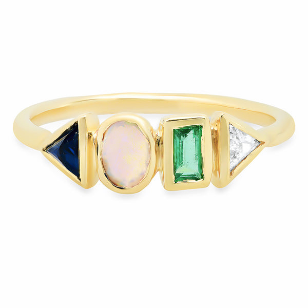 Tempo Multi Ring - rosedale-jewelry