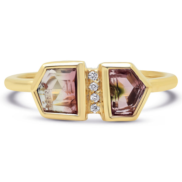 Multifarious Tourmaline Ring - Rosedale Jewelry