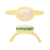 Opal Secret Garden Ring - Rosedale Jewelry