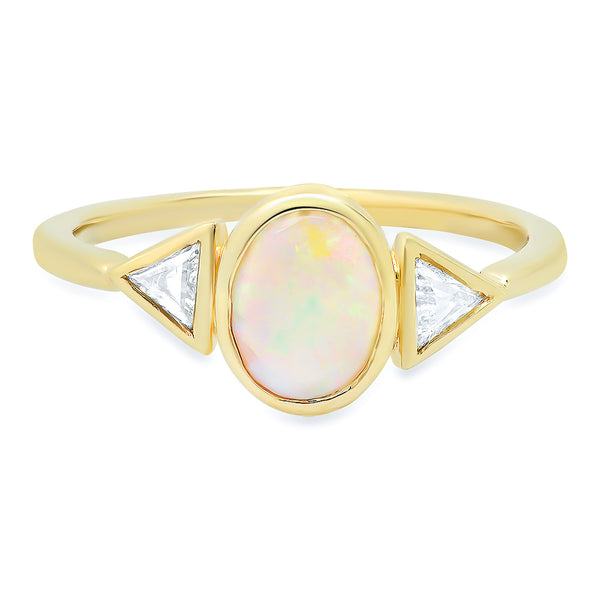 Morpheus Opal Ring - Rosedale Jewelry