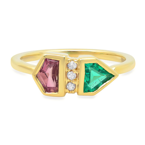 Veda Multiform Ring - rosedale-jewelry