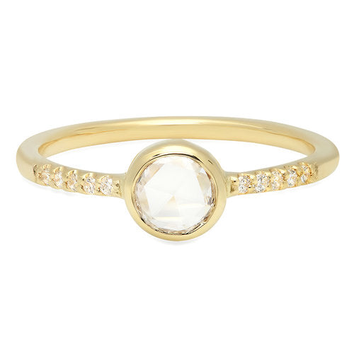 Leda Diamond Ring - rosedale-jewelry