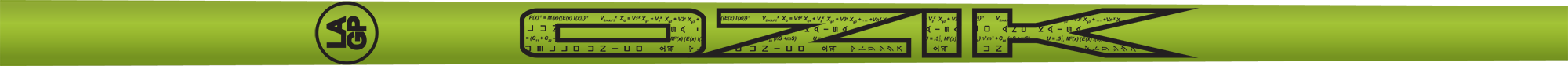Ozik TPHDe: Lime Green Black Satin - Wood 71 XX