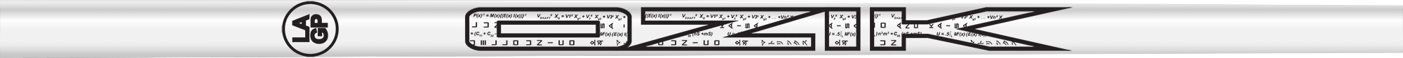 Ozik White Tie: White Black Gloss - Wood 40 A