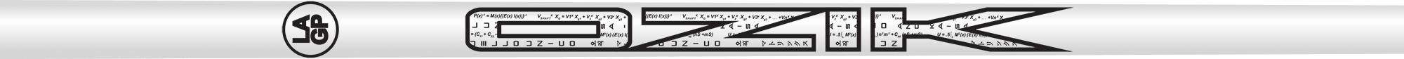 Ozik White Tie: White Black Matte - Wood 50 A