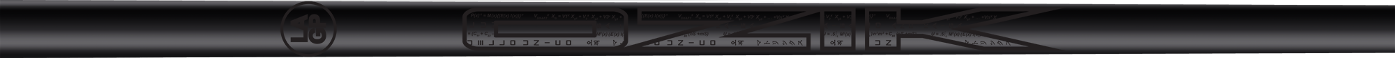 Ozik White Tie: Black Black Gloss - Wood 50 R