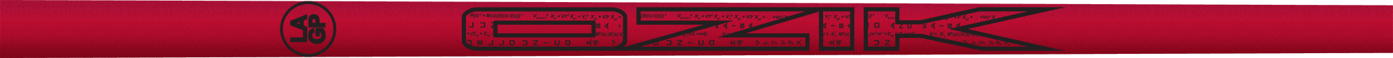 Ozik White Tie: Candy Apple Red Black Textured - Wood 50 R