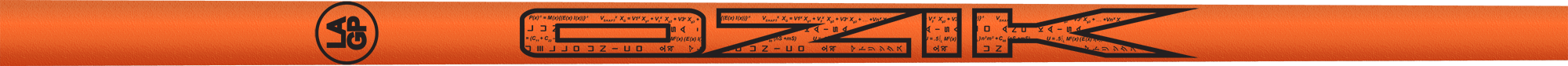 Ozik White Tie: Neon Orange Black Textured - Wood 70 X